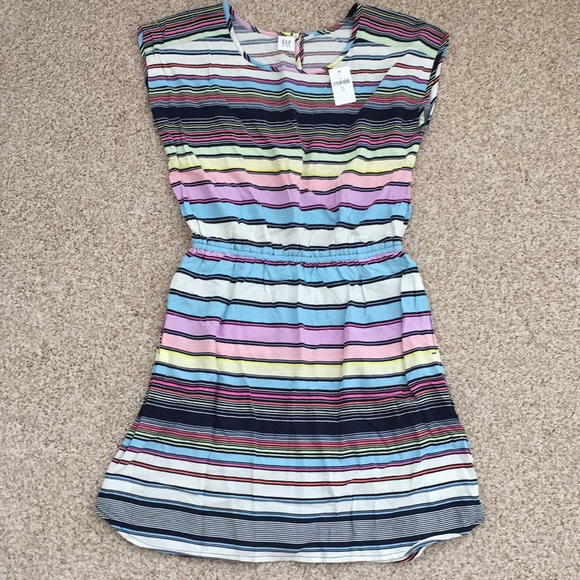 Gorgeous GAP Spring Summer dress girls size 12 NWT